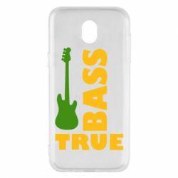 Чехол для Samsung J5 2017 Bass True