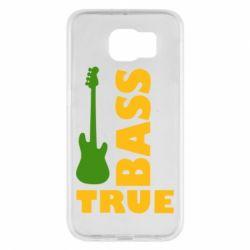 Чехол для Samsung S6 Bass True