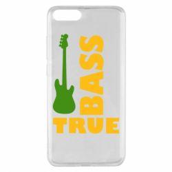 Чехол для Xiaomi Mi Note 3 Bass True