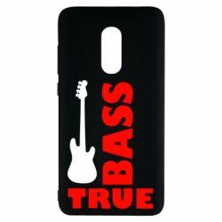 Чехол для Xiaomi Redmi Note 4 Bass True