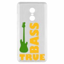 Чехол для Xiaomi Redmi Note 4x Bass True