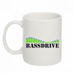 Кружка 320ml Bassdrive - FatLine