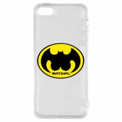 Чохол для iphone 5/5S/SE Bat Girl
