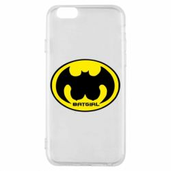Чохол для iPhone 6/6S Bat Girl