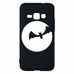 Чохол для Samsung J1 2016 Bat
