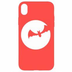 Чохол для iPhone XR Bat