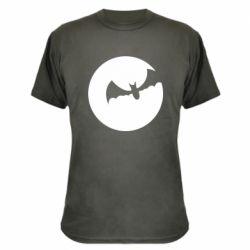 Камуфляжна футболка Bat