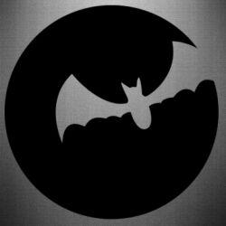 Наклейка Bat
