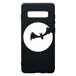 Чохол для Samsung S10+ Bat