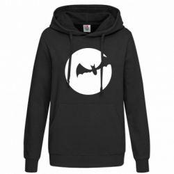 Толстовка жіноча Bat