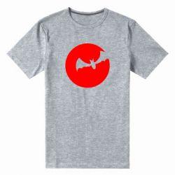 Чоловіча стрейчева футболка Bat