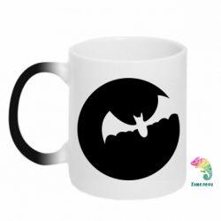 Кружка-хамелеон Bat
