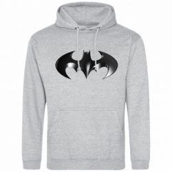 "Мужская толстовка Batman ""3d Logo"" - FatLine"