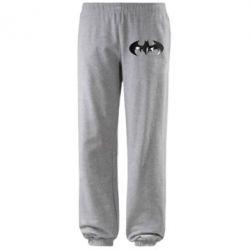 """Штаны Batman """"3d Logo"""" - FatLine"""