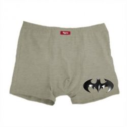 """Мужские трусы Batman """"3d Logo"""" - FatLine"""