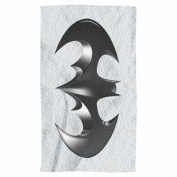 """Полотенце Batman """"3d Logo"""""""