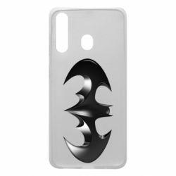 "Чехол для Samsung A60 Batman ""3d Logo"""
