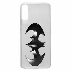 "Чехол для Samsung A70 Batman ""3d Logo"""