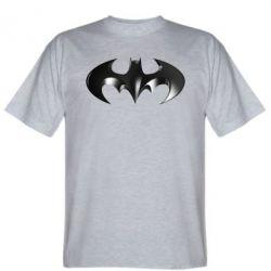 "Мужская футболка Batman ""3d Logo"" - FatLine"