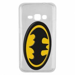 Чохол для Samsung J1 2016 Batman 3D