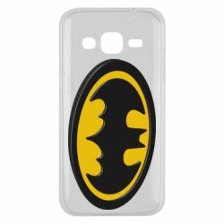 Чохол для Samsung J2 2015 Batman 3D