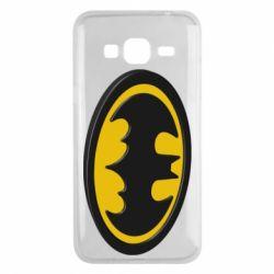 Чохол для Samsung J3 2016 Batman 3D