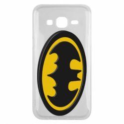 Чохол для Samsung J5 2015 Batman 3D