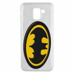 Чохол для Samsung J6 Batman 3D