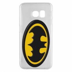 Чохол для Samsung S6 EDGE Batman 3D