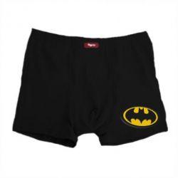 Чоловічі труси Batman 3D