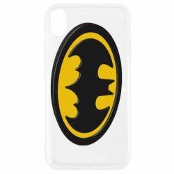 Чохол для iPhone XR Batman 3D