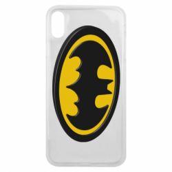 Чохол для iPhone Xs Max Batman 3D