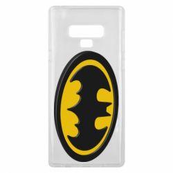 Чохол для Samsung Note 9 Batman 3D
