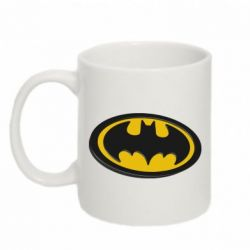 Кружка 320ml Batman 3D - FatLine