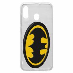 Чохол для Samsung A20 Batman 3D