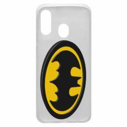 Чохол для Samsung A40 Batman 3D