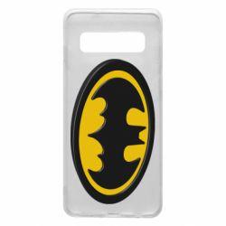 Чохол для Samsung S10 Batman 3D