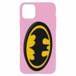 Чохол для iPhone 11 Batman 3D