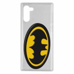 Чохол для Samsung Note 10 Batman 3D