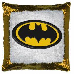 Подушка-хамелеон Batman 3D