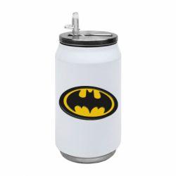 Термобанка 350ml Batman 3D