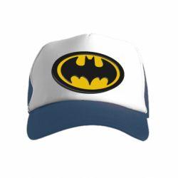 Дитяча кепка-тракер Batman 3D