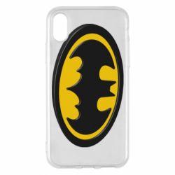 Чохол для iPhone X/Xs Batman 3D
