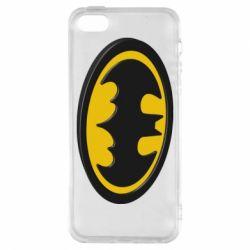 Чохол для iphone 5/5S/SE Batman 3D