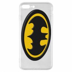 Чохол для iPhone 7 Plus Batman 3D