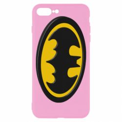 Чохол для iPhone 8 Plus Batman 3D