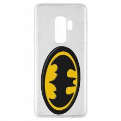 Чохол для Samsung S9+ Batman 3D