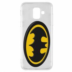 Чохол для Samsung A6 2018 Batman 3D