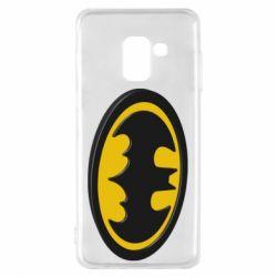 Чохол для Samsung A8 2018 Batman 3D