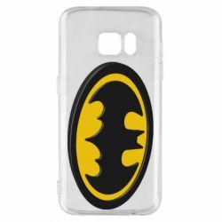 Чохол для Samsung S7 Batman 3D